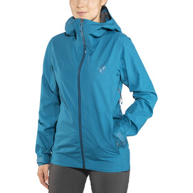 Black Diamond W's Liquid Point Shell Jacket Aegean